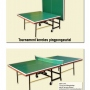 PINGPONG ASZTAL TOURNAMENT KEREKES